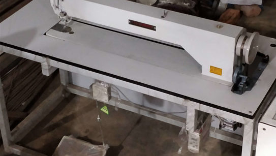 LONG ARMS QUILTING MACHINE